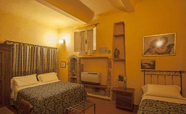 Firenze B&B Soggiorno La Pergola :: Camere